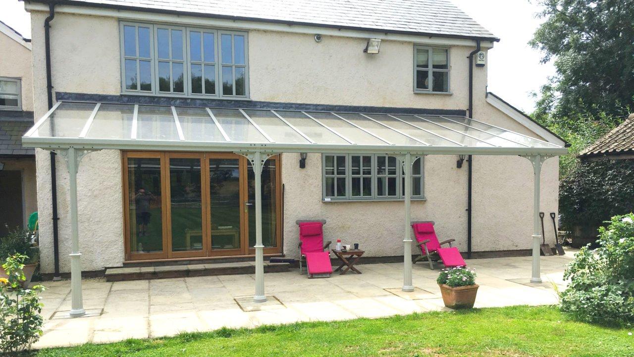 Garden verandas
