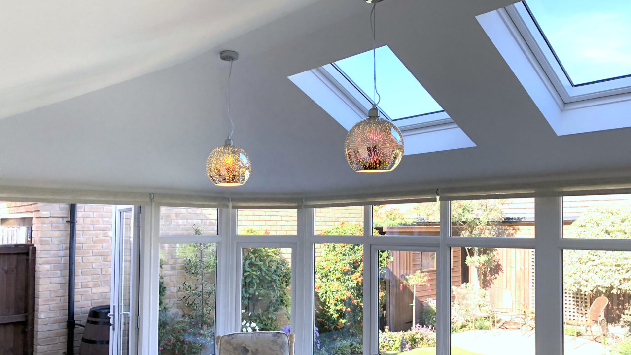 Converting a conservatory